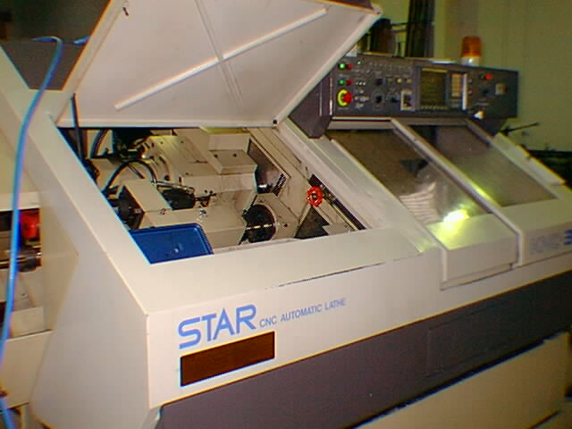 STAR KNC 32 Sliding Head CNC