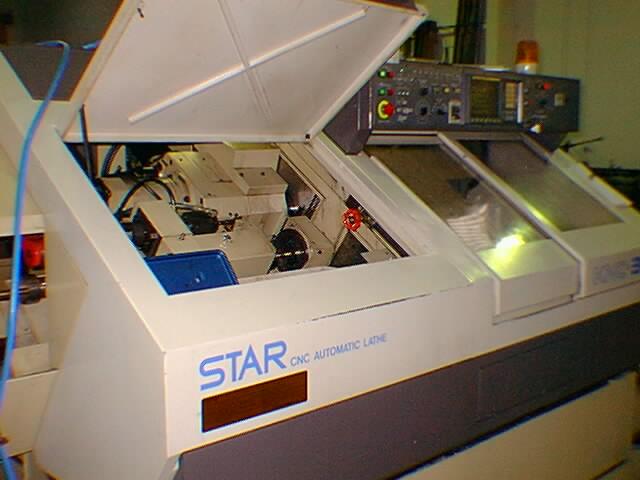 STAR KNC 32 Sliding Head CNC